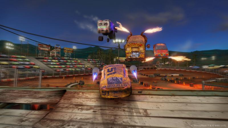 Cars 3 : Course Pour La Victoire