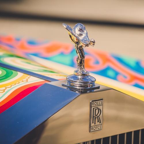 Rolls Royce Phantom John Lennon