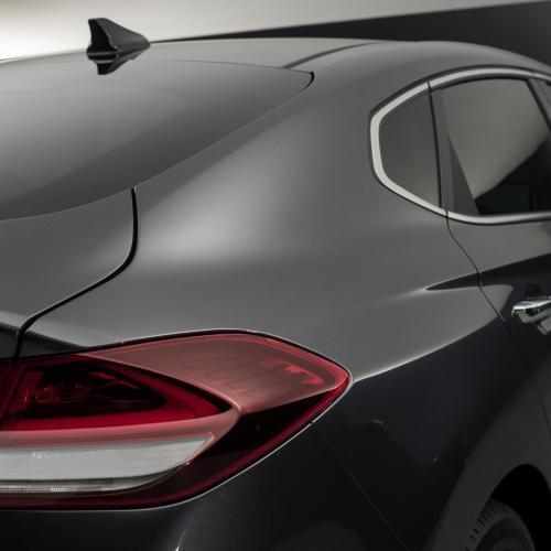 Hyundai i30 Fastback (reveal - 2017)
