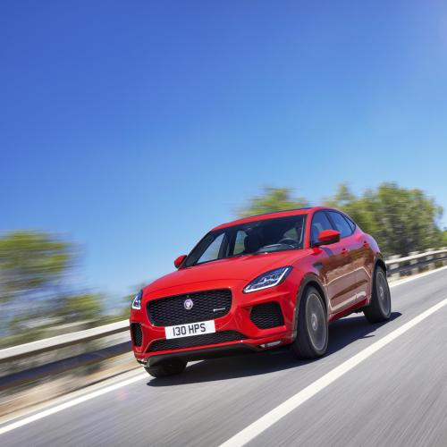 Jaguar E-Pace (officiel - 2017)