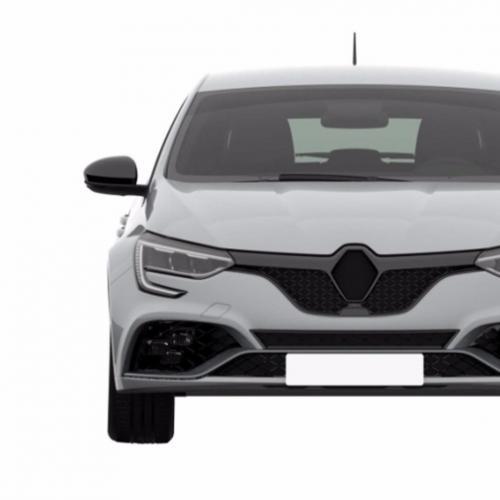 Renault Mégane 4 R.S. (non officiel - 2017)