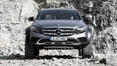 Mercedess Classe E All-Terrain 4x4² (officiel - 2017)