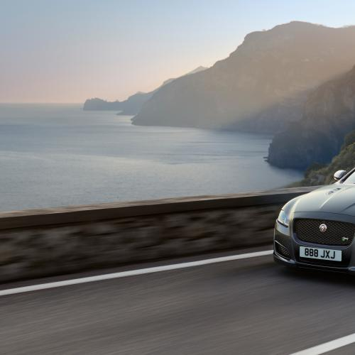 Jaguar XJR575 My18 (officiel - 2017)