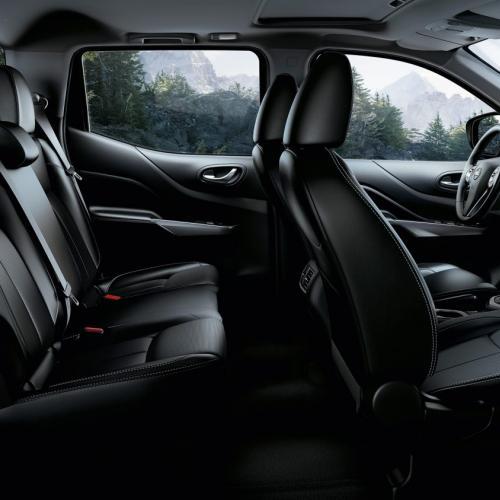 Nissan Navara Trek-1° (officiel - 2017)