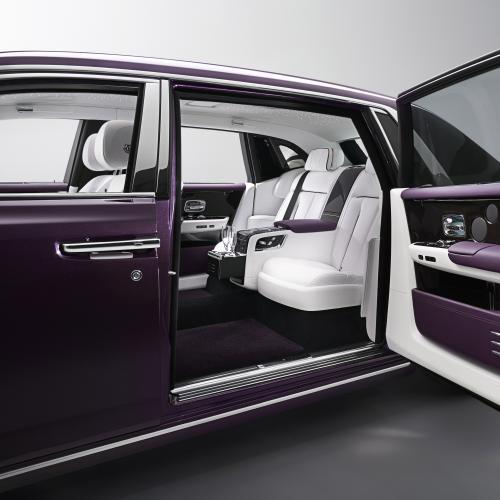 Nouvelle Rolls-Royce Phantom 2018