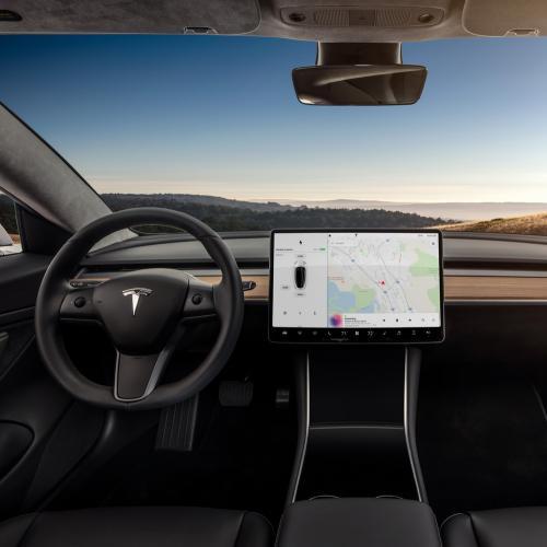 Tesla Model 3 (version définitive)