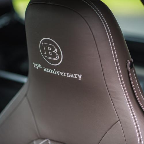 Smart ForTwo Brabus 15e anniversaire