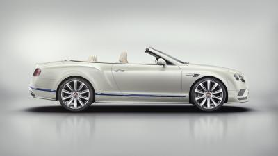 Bentley Continental GTC Galène Edition
