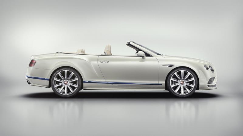 Bentley Continental GTC Galène Edition