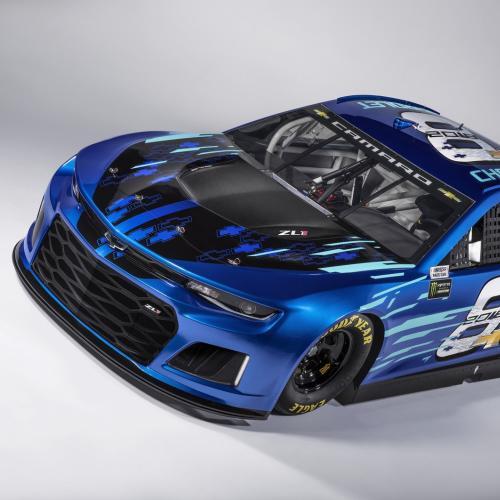 Chevrolet Camaro ZL1 NASCAR 2018