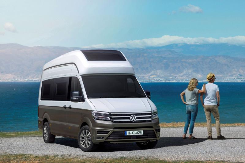 Volkswagen California Concept XXL
