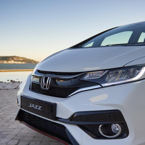 Honda Jazz restylée 2018