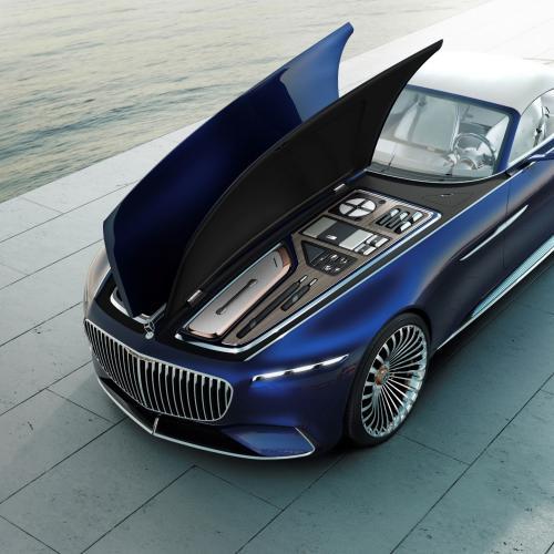 Mercedes-Maybach Vision 6 Cabriolet