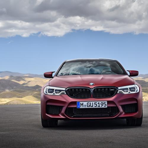Nouvelle BMW M5 2018