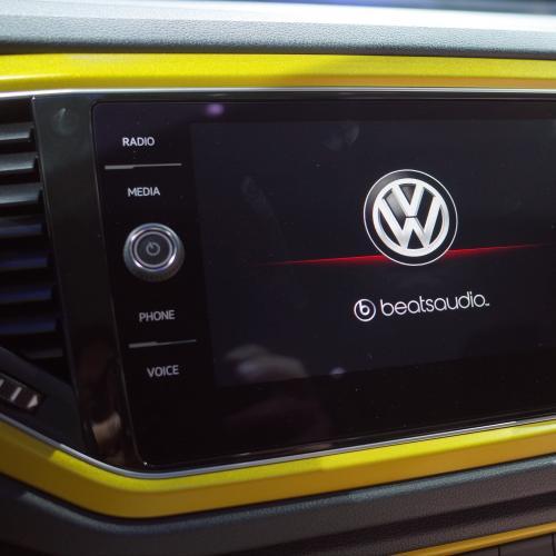 Volkswagen T-Roc (reveal - 2017)