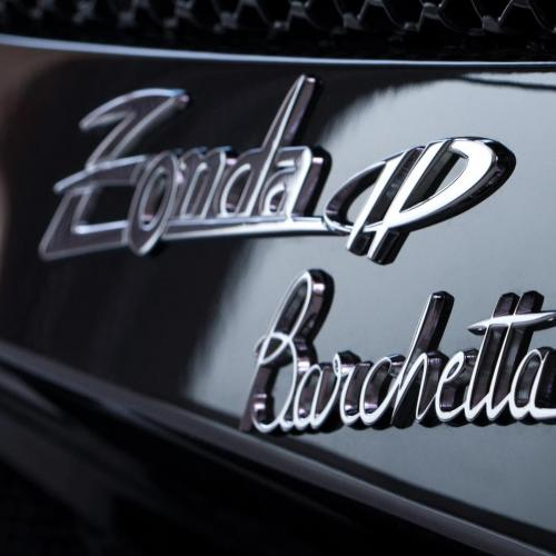 Pagani Zonda HP Barchetta