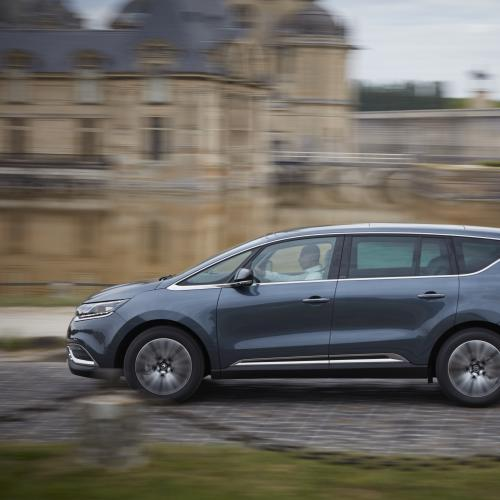 Renault Espace TCe 225 Initial Paris (essai - 2017)