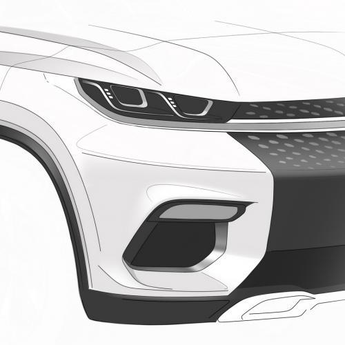 Chery SUV Francfort 2017