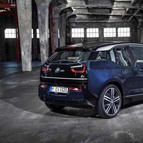 BMW i3 (officiel - 2017)