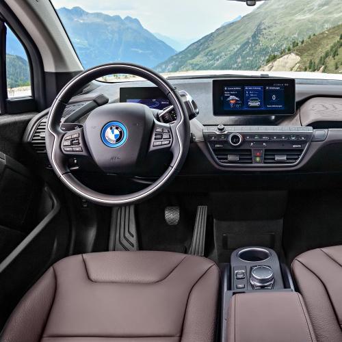 BMW i3s (officiel - 2017)