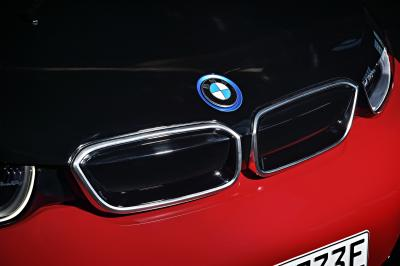 BMW i3s (officiel - 2017)