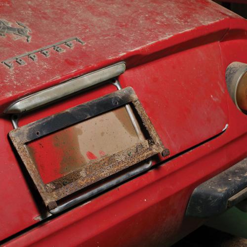 Ferrari Daytona Aluminium