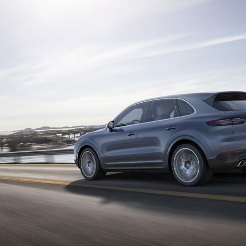 Nouveau Porsche Cayenne 2018