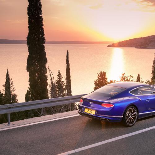 Nouvelle Bentley Continental GT 2018