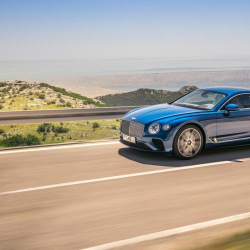 Nouvelle Bentley Continental GT 2018