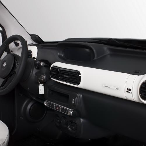Citroën E-Méhari Courrèges Edition