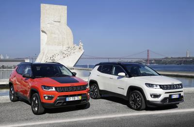 Jeep Compass 2.0 Multijet 140 ch Limited