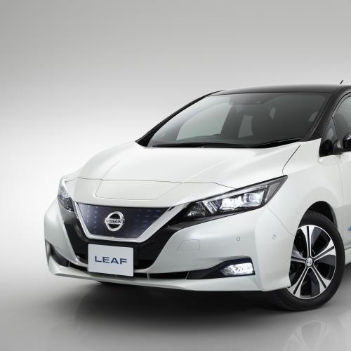 Nouvelle Nissan Leaf 2018