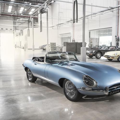 Jaguar Type E Zero