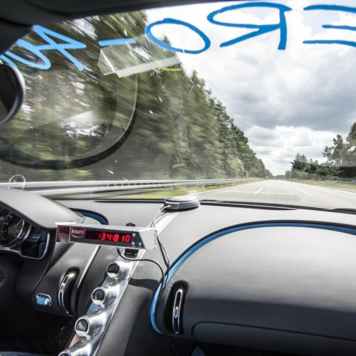 Bugatti Chiron ''42 secondes''