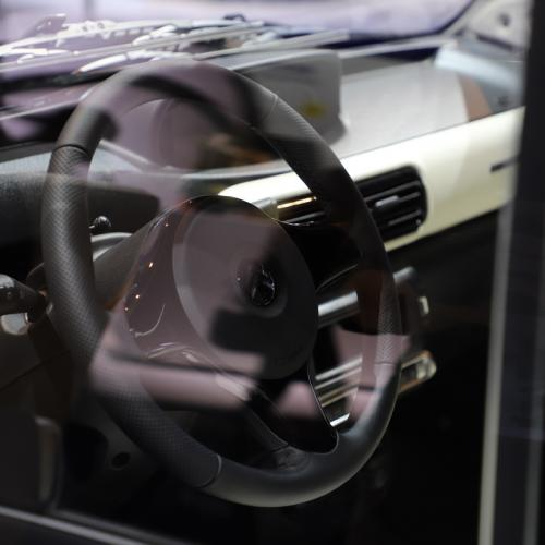 Citroën E-Mehari Courrèges