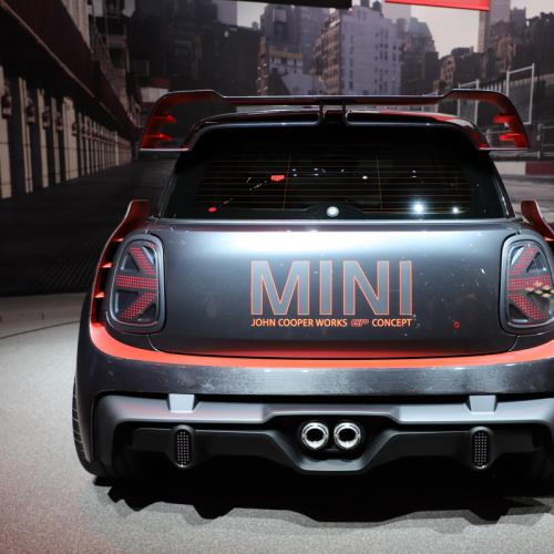 Mini John Cooper GP Concept