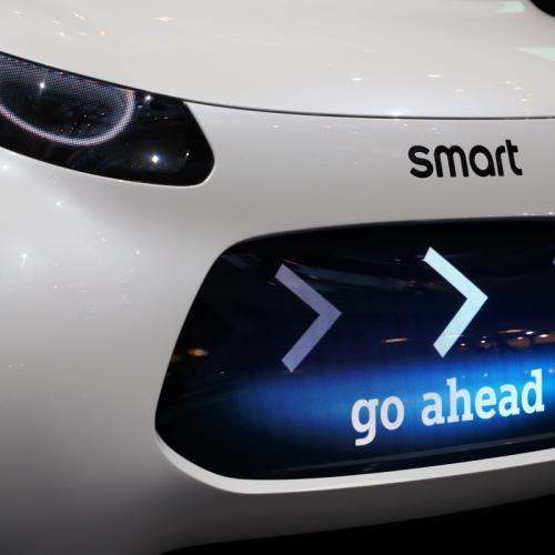Smart Concept EV