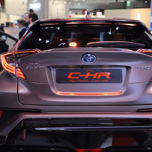 Toyota C-HR HyPower