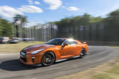 Nissan GT-R MY17 (essai - 2017)