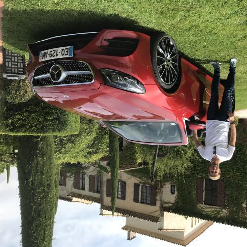 Mercedes Classe E cabriolet (essai - 2017)