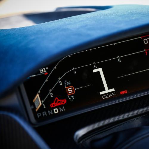 Ford GT (essai - 2017)