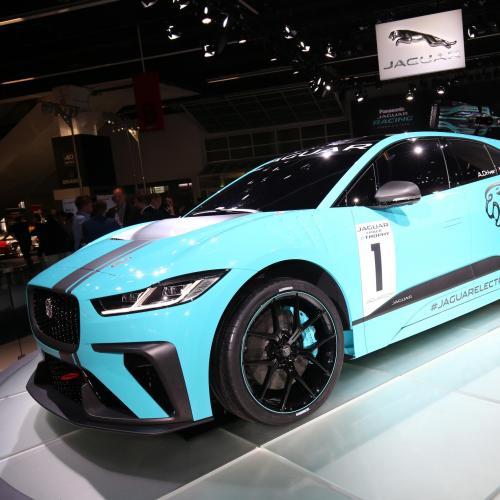 Jaguar I-Pace E Trophy