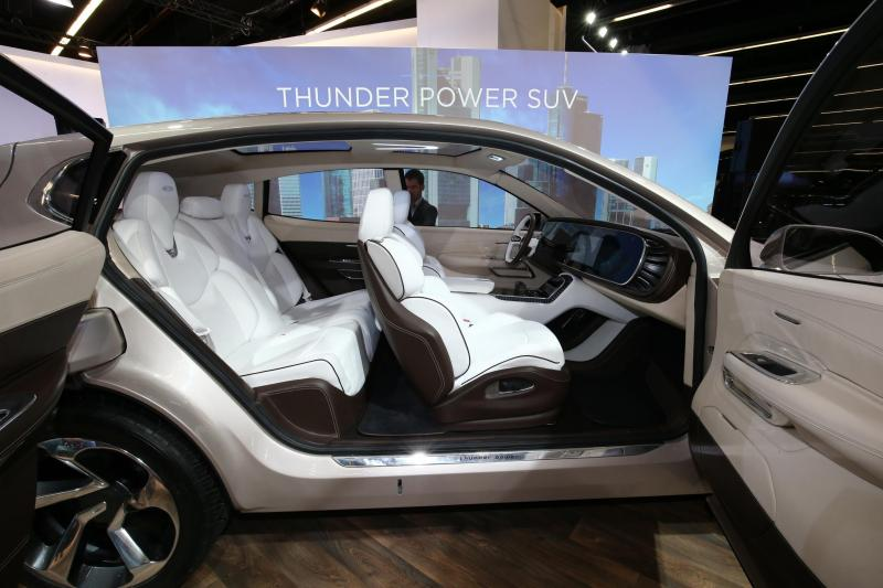Thunder Power SUV
