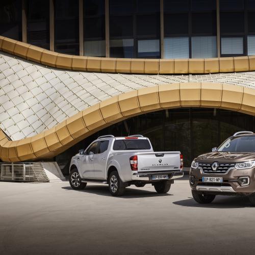 Renault Alaskan (essai - 2017)
