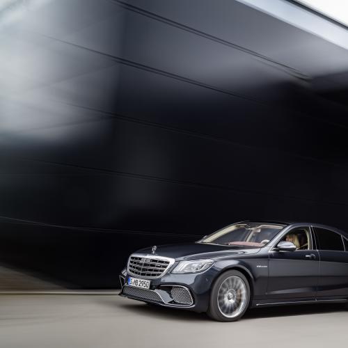 Mercedes Classe S restylée (essai - 2017)