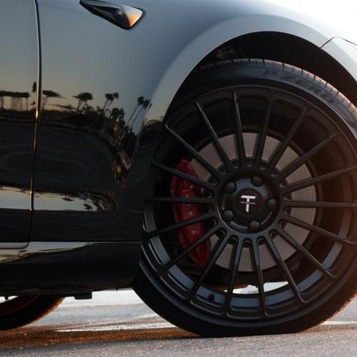 Tesla Model S P100D T Sportline