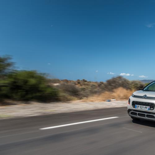 Essai Citroën C3 Aircross (essai - 2017)
