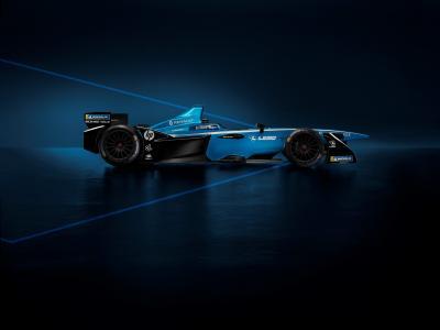 Renault e.dams Z.E. 17