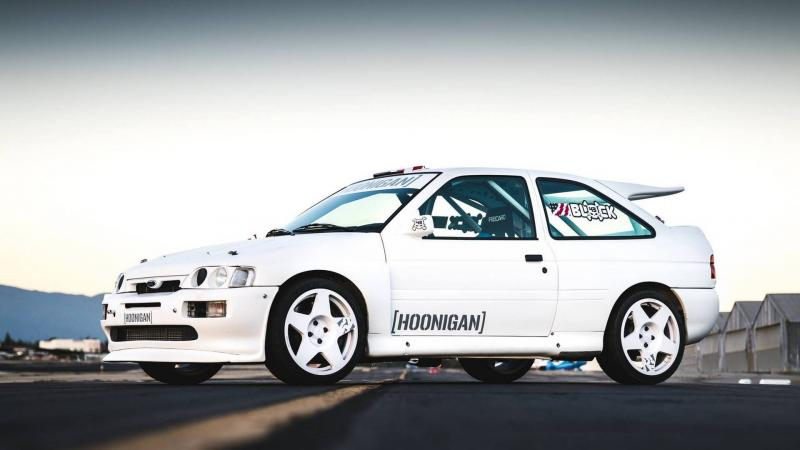 Ford Escort RS Cosworth de Ken Block