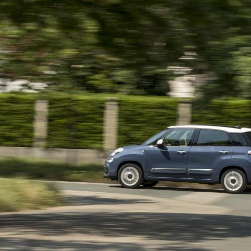 Fiat 500L Restylée (essai